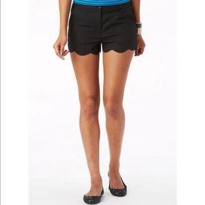Pants - ▪️Delia's Black Scalloped Shorts ▪️